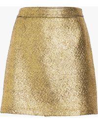 51664a5f3 MILLY Matchstick Pencil Skirt - Lyst