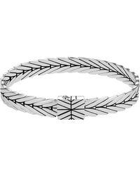 John Hardy - Modern Chain Bracelet - Lyst
