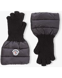 moncler womens gloves