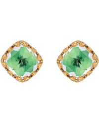 Larkspur & Hawk - Jane Small Post Earrings - Lyst