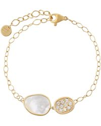 Marco Bicego - Lunaria Mother Of Pearl Bracelet - Lyst
