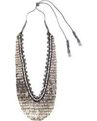Deepa Gurnani - Chanel Necklace - Lyst