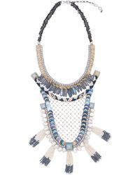 Deepa Gurnani - Kiva Necklace - Lyst