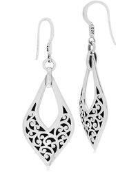 Lois Hill - Signature Drop Earrings - Lyst