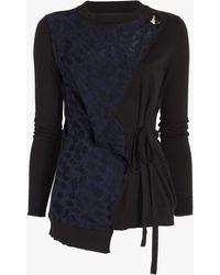 Yigal Azrouël - Silk Cashmere Sweater - Lyst