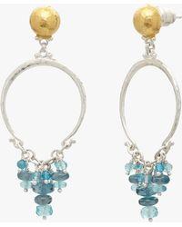 Gurhan - Tassel-ring Vertigo Flurries Earrings - Lyst