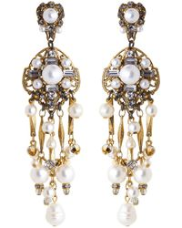 Erickson Beamon - Pretty Woman Earrings - Lyst