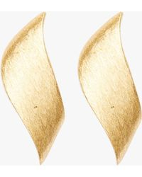 Stephanie Kantis - Flame Earrings - Lyst