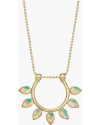 Lionette - Dido Necklace - Lyst