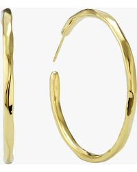 Ippolita - Classico Large Hoop Earrings - Lyst