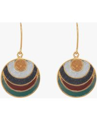 Pippa Small - Jasper And Agate Parwana Earrings - Lyst