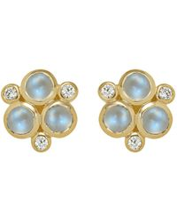 Temple St. Clair - Classic Amulet Earrings - Lyst