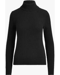 Ralph Lauren Collection - Lofty Cashmere Turtleneck Sweater - Lyst
