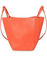 Oliver Bonas - Kate Soft Handle Cross Body Bag - Lyst