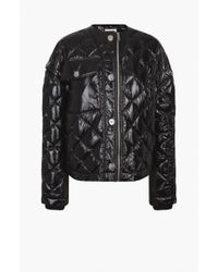 Sonia Rykiel - Chintz Nylon Down Jacket - Lyst
