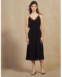 67dc4dfbf6a Dolce   Gabbana Lingerie Slip In Jacquard in Black - Lyst