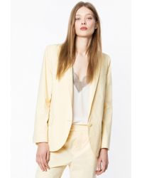 b8f8b25d53 Lyst - Sass   Bide This Is Pop Capelet in White