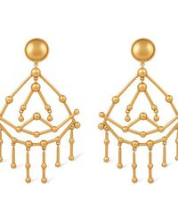 Rachel Zoe - Makayla Chandelier Earrings - Lyst