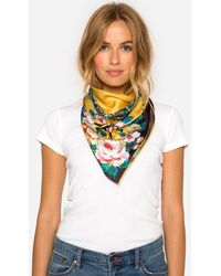 Johnny Was Anjali Scarf - Multicolor
