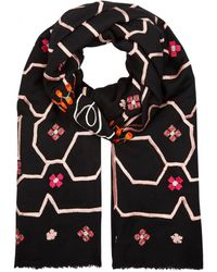 Temperley London - Canopy Embroidered Shawl - Lyst