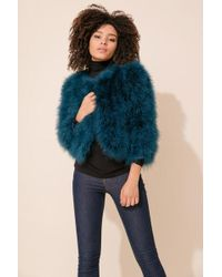 Yumi Kim - Away We Go Feather Jacket - Lyst