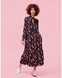 89ffda88637b0 Free People Teen Witch Lace Dress in Black - Lyst