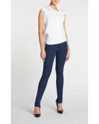 Roland Mouret - Mortimer Trousers - Lyst