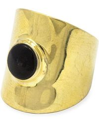 Soko - Devi Statement Ring - Lyst