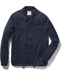 Original Penguin | Water Resistant Coach Jacket | Lyst