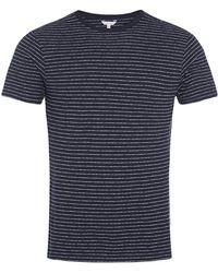 Orlebar Brown - Sammy Navy Classic-fit T-shirt - Lyst