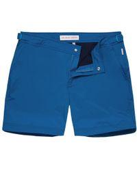 Orlebar Brown - Bulldog Sport Dark Butterfly Sport Swim Shorts - Lyst