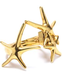 Oscar de la Renta - Star Fish Ring - Lyst
