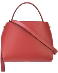 80228e6e67 Oscar de la Renta - Terracotta Leather Nolo Bag - Lyst