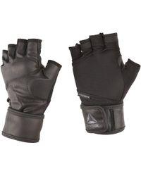 Reebok - Trainingshandschuhe »Training Wrist Gloves« - Lyst