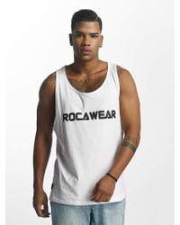 Rocawear - Tanktop »Color Block« - Lyst