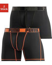 PUMA - Boxer »Active Boxer 2P« (2 Stück) - Lyst