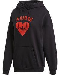 adidas Originals Trainingspullover »V-Day Hoodie«