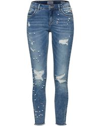 ONLY - 7/8-Jeans »Kendell« - Lyst