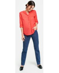 Gerry Weber - Hose Jeans lang »Jeans Straight Fit« - Lyst