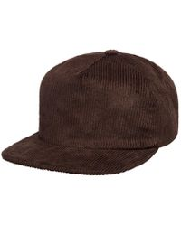 Outerknown - Essential 5-panel Cord Hat - Lyst