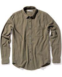 Outerknown - Depot Shirt - Final Sale - Lyst