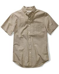 Outerknown - Decade S/s Shirt - Final Sale - Lyst