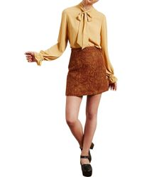 Related - Eden Skirt - Lyst