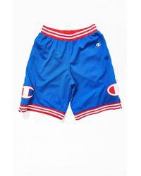 Champion - Rec Mesh Active Shorts - Lyst