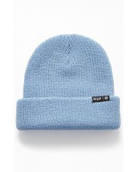 210413d521e1d Lyst - Billabong Denali Beanie in Blue for Men