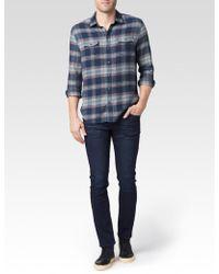 PAIGE - Everett Shirt - Lyst