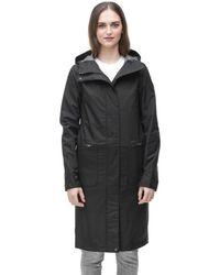 Nobis - Harper Ladies Long Raincoat - Lyst