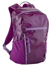 Patagonia - Lightweight Black Hole Bacpack - Lyst