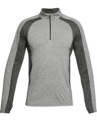Under Armour - Swyft 1/4 Zip Running Long Sleeve Shirt - Lyst