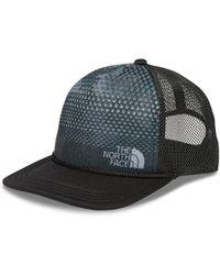 3f5e69e1871 Lyst - The North Face  mudder  Trucker Hat in Black